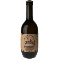 Blonde Ale, Storig