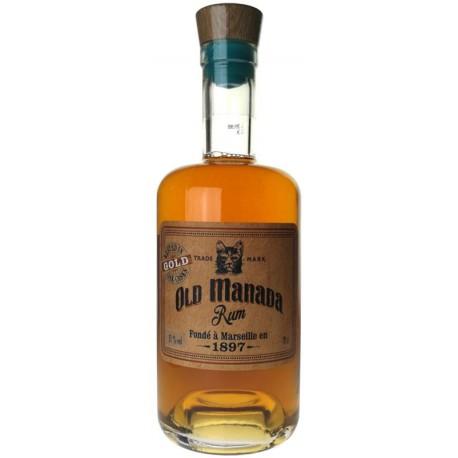 Old Manada Gold rum