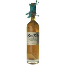 Breiz'Ile, Rhum arrangé Passion Citron Vert
