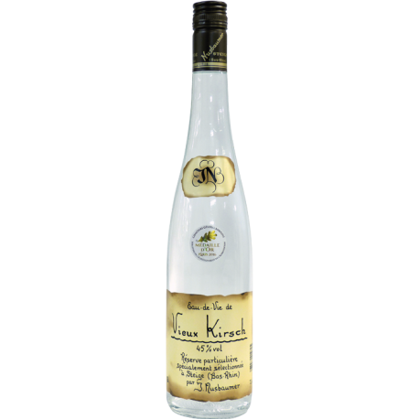Kirsch Vieux, Réserve, Distillerie Nusbaumer