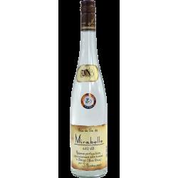 Liqueur de Mirabelle, Nusbaumer