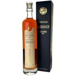 Cognac petite Champagne cuvée 10, Lhéraud