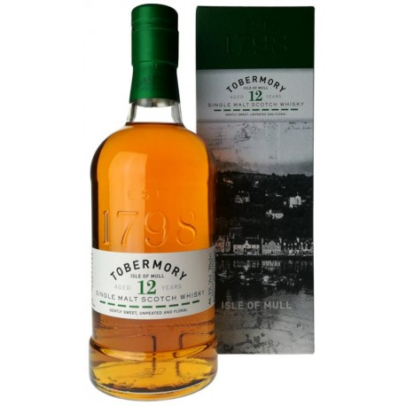 Tobermory 12 ans