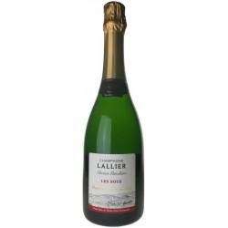 Champagne Grand Cru Les Sous, Lallier