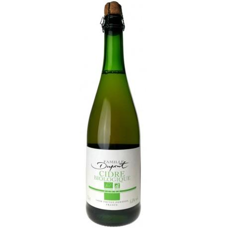 Cidre Bio brut, Famille Dupont