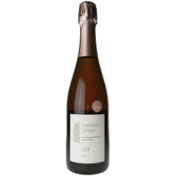 Crémant d'Alsace rosé, Ritt, Domaine Mélanie Pfister