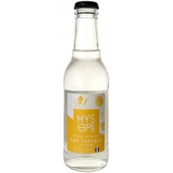 Hysope, Eau Tonique, Citron