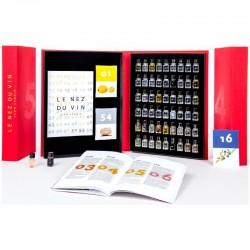Le Nez du Vin, Grand modèle 54 arômes