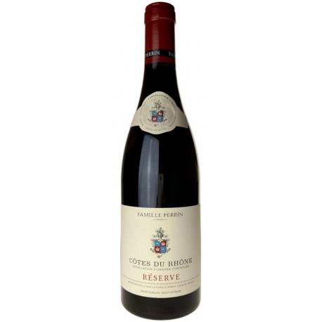 Côtes du Rhône, Réserve, 2019, Famille Perrin