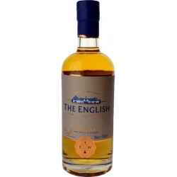 The English Whisky Co. smokey
