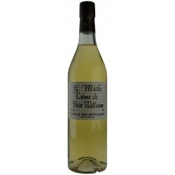 Poire Williams, Miclo