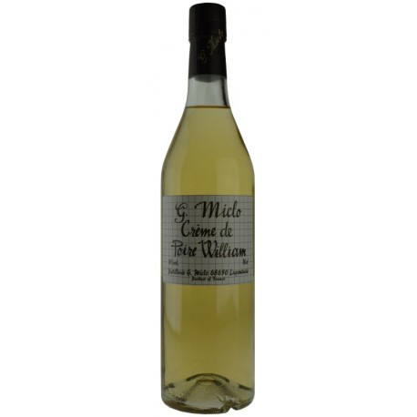Poire Williams, Distillerie Miclo