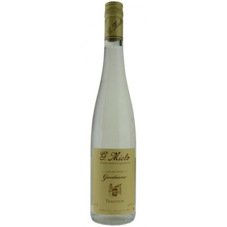 Gentiane, Tradition, Distillerie Miclo