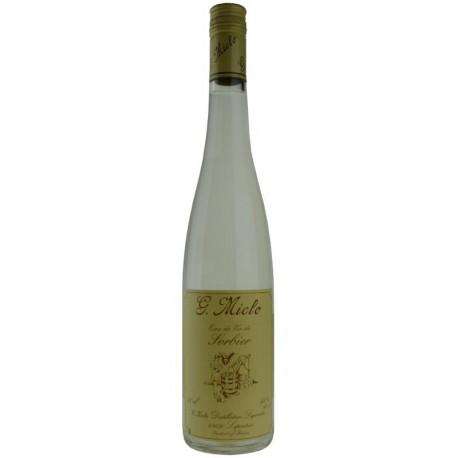 Sorbier, Tradition, Distillerie Miclo