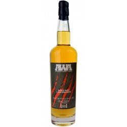 Whisky d'Alsace Moderthal cask strength, AWA