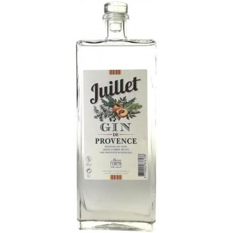 Gin de Provence, Juillet, Ferroni