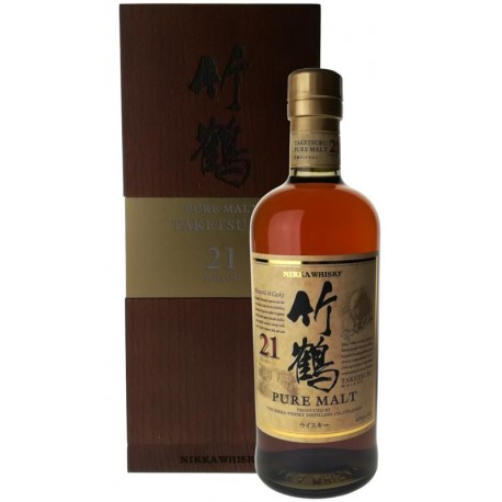 Taketsuru 21ans Blended Malt