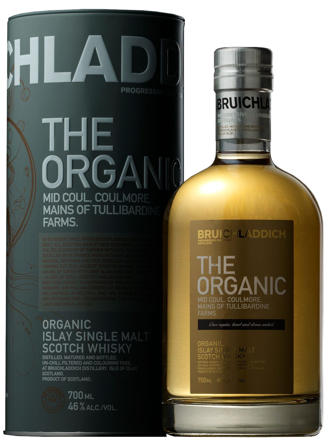 Bruichladic, The organic multivintage