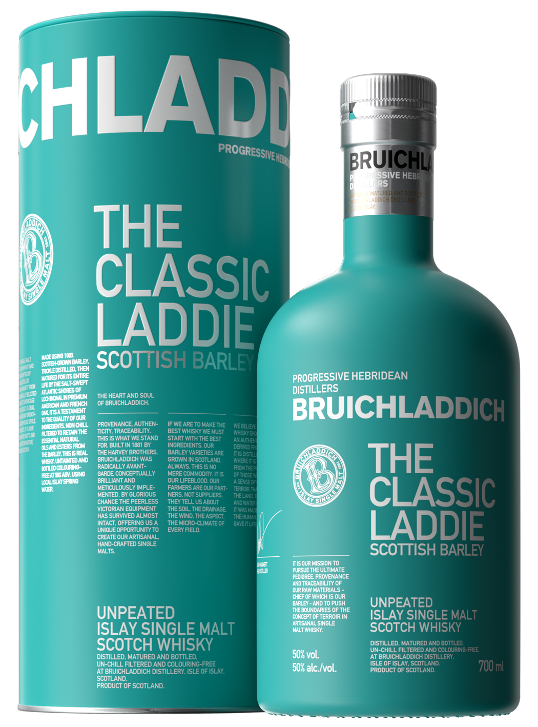 Bruichladdich, The Classic Laddie