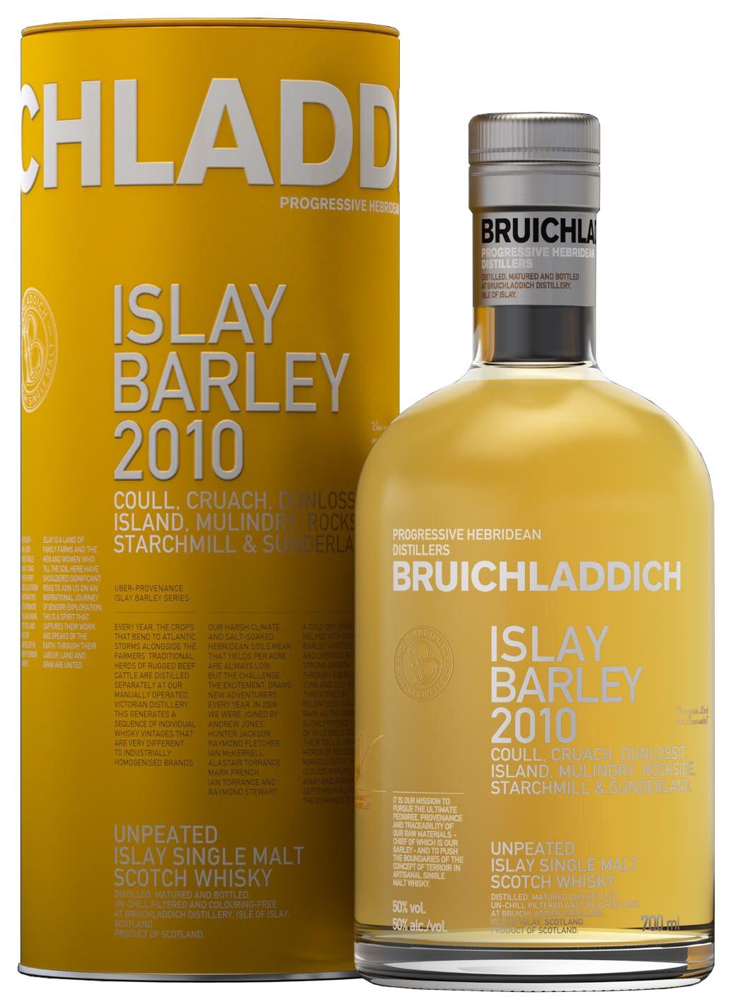 Bruichladdich, Isley Barley 2010