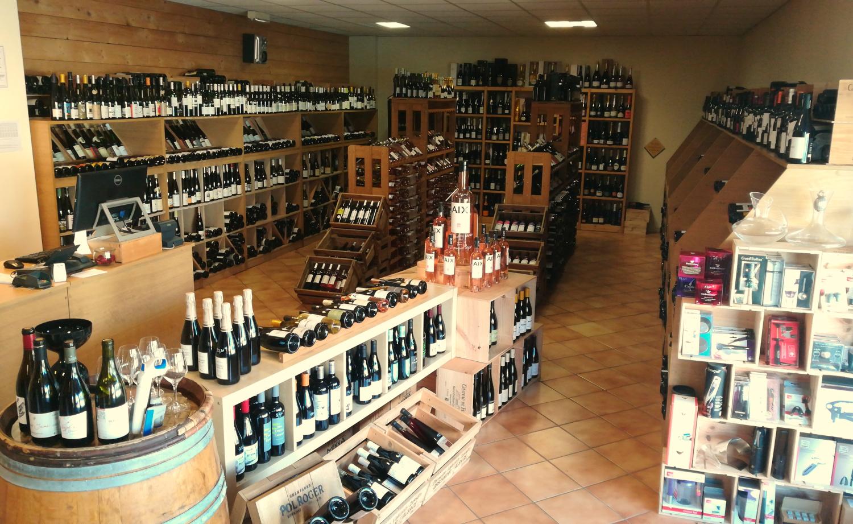 Art du Vin Haguenau interieur