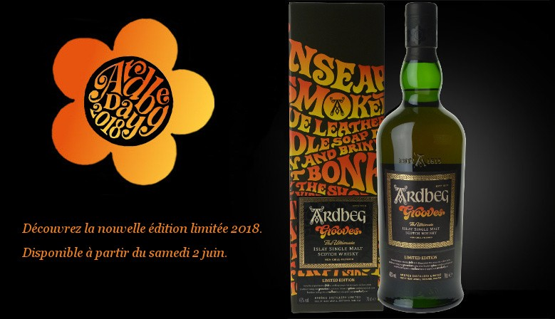Ardbeg Grouves Committee Release 2018