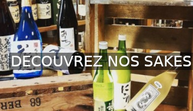 Sakés Japonais et Français